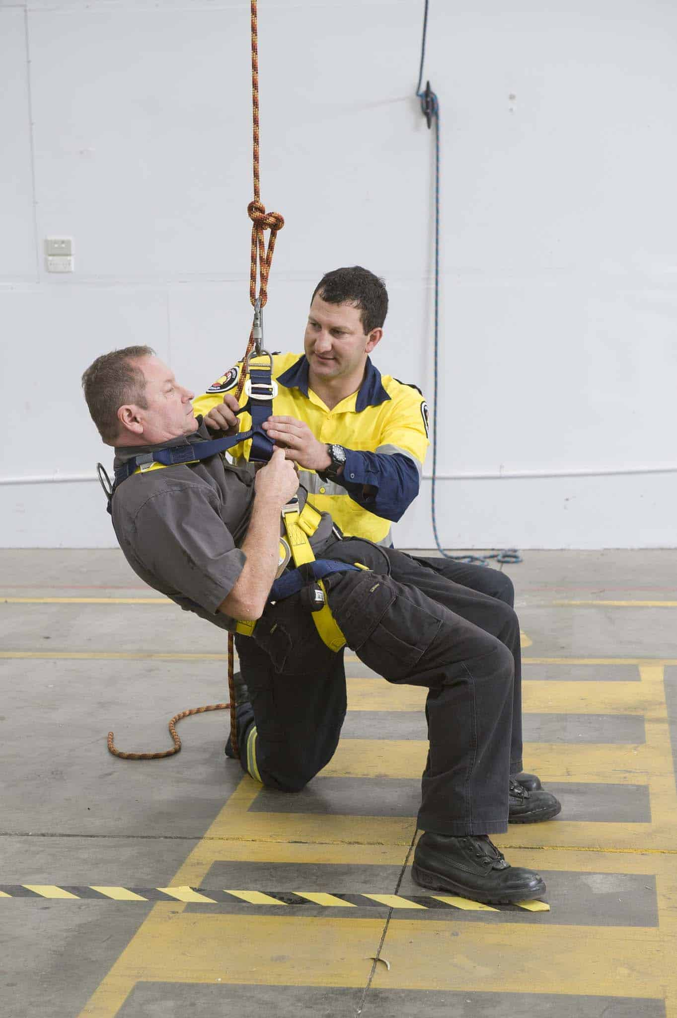 Working At Heights Ticket Height Safety Training Fire
