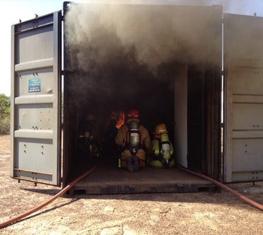 Compartment Fire Based Training