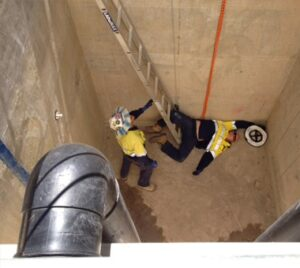 Confined Space Refresher Training at Fire & Safety Australia