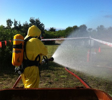Responding to HAZMAT FSA Training Course