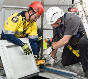 Gas Test Atmosphere Training