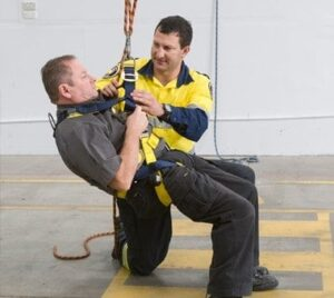 Height Safety Training at Fire and Safety Australia