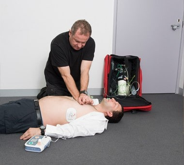 FSA Provide CPR Training Course