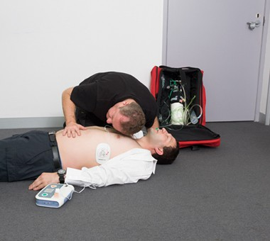 FSA Occupational First Aid Training Course