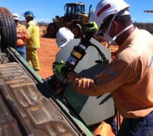 Road Accident Training at Fire and Safety Australia