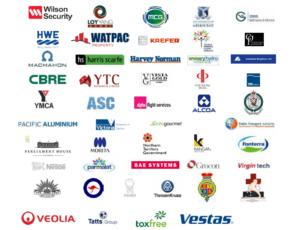 Fire & Safety Australia Major Client Logos