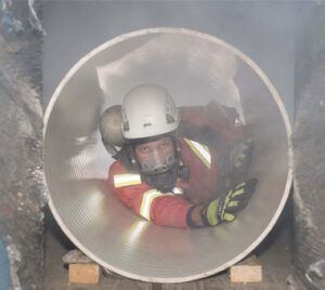 Fire and Safety Australia Confined Space Training Course