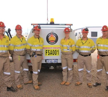 The Fire and Safety Australia Team