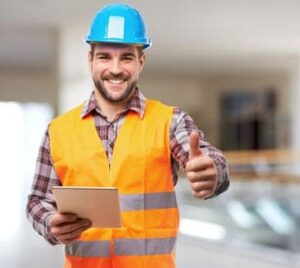 Satisfied Worker at Fire and Safety Australia
