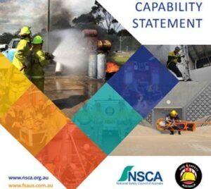 Fire and Safety Australia Capability Statement Cover