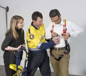Fire and Safety Australia Heights Training Course Participants